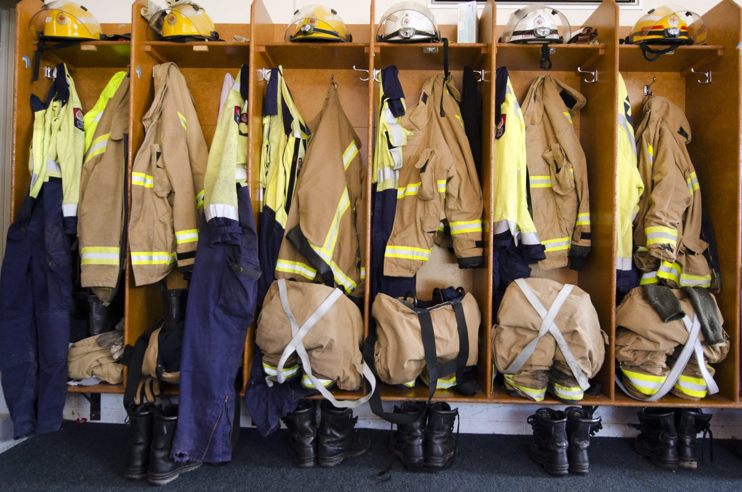 firefighter laundry equipment