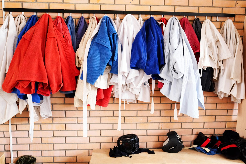 Athletic Facility laundry equipment