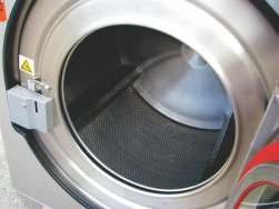 HE washer Large Door Opening and Safe Door Interlock