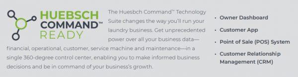HUEBSCH COMMAND READY