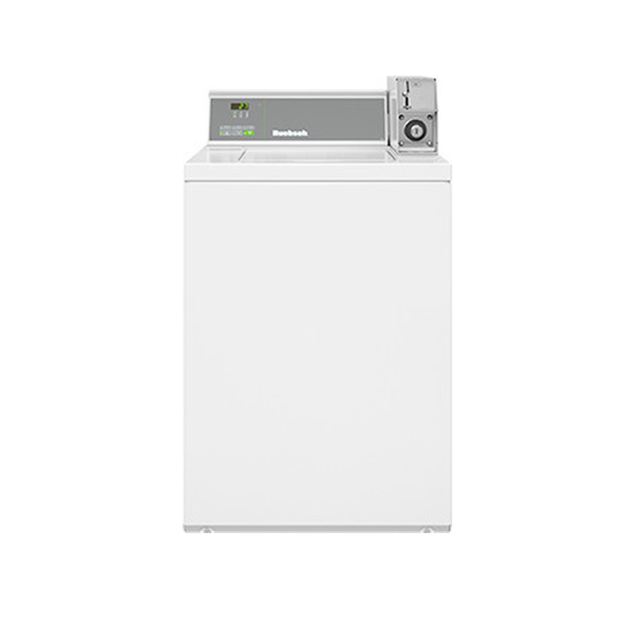 Huebsch Vended Top Load Washer with Galaxy