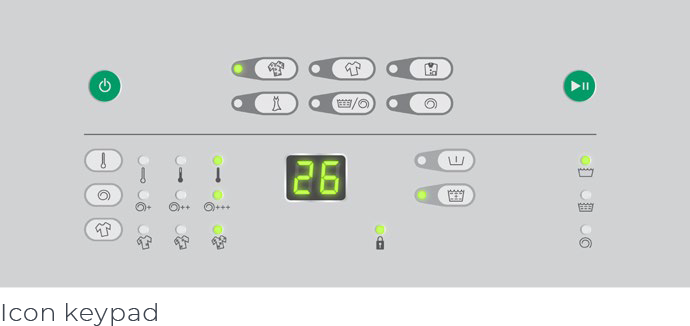 Huebsch On-Premises Tumble Dryer Spec Sheets 50lb