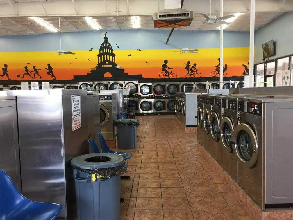 laundry equipment for vacation homes