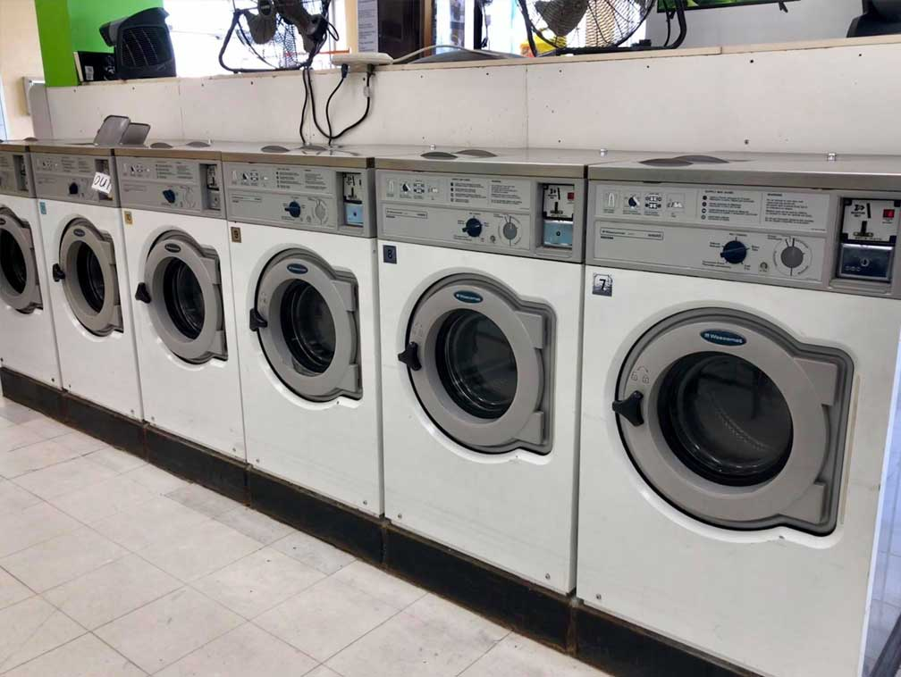 OPL Hardmount Washer-Extractor Spec Sheets 40lb