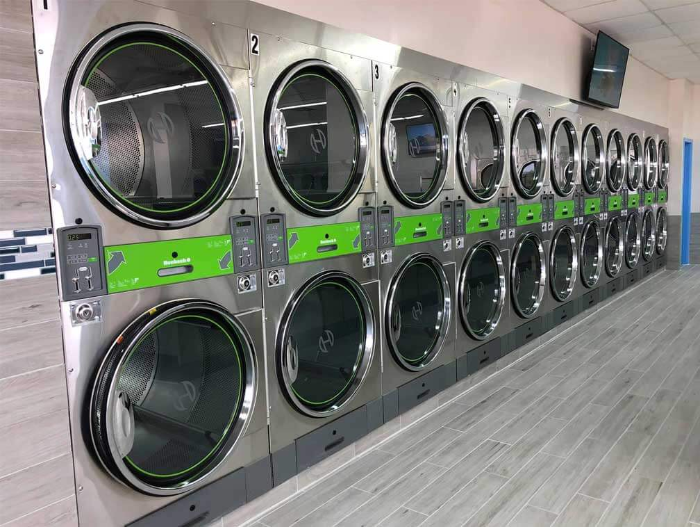 Vended Stacked WasherDryer