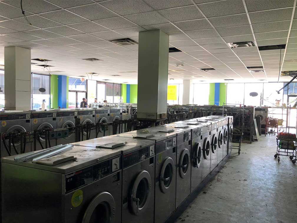 Vended/Coin Laundry