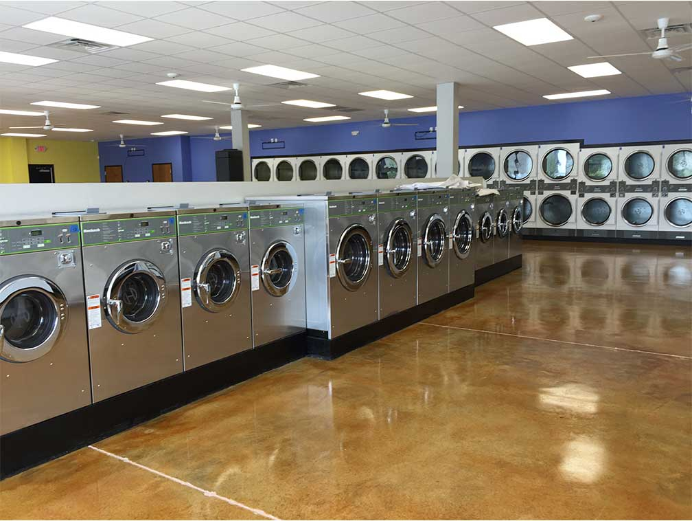 ancillary items for dallas laundromat