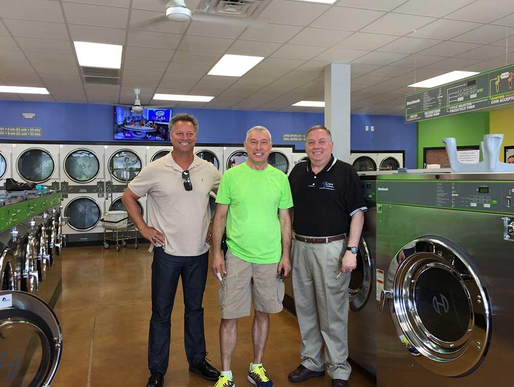 opl on premise laundry equipment dallas