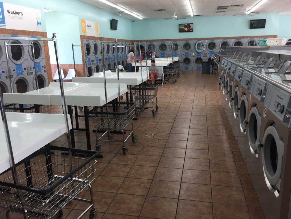 laundry equipment for Multi-Family Facilities