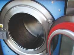 SP washer Large Door Opening and Safe Door Interlock
